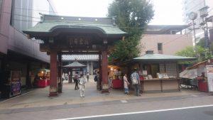 高岩寺 正門