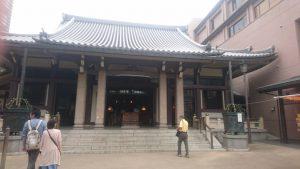 高岩寺本堂