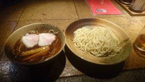 やきそばーHITの醤油つけ麺