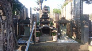 妙行寺お岩さんのお墓