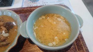 ナニコレ食堂お味噌汁