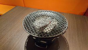 炭火和牛一頭焼肉錦炭火