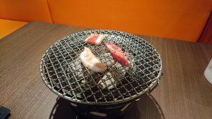 炭火和牛一頭焼肉錦焼肉ランチセット焼肉