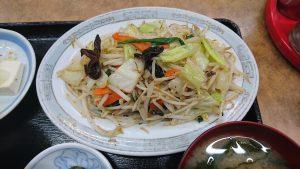 味っこ野菜炒