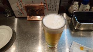 板和ビール